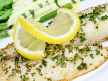 Pieczona ryba