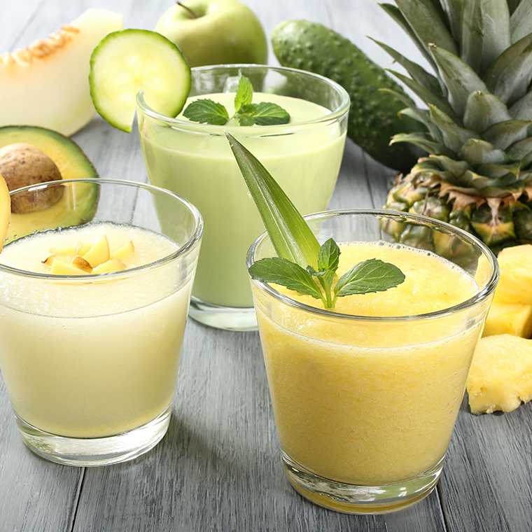 Smakowite smoothie
