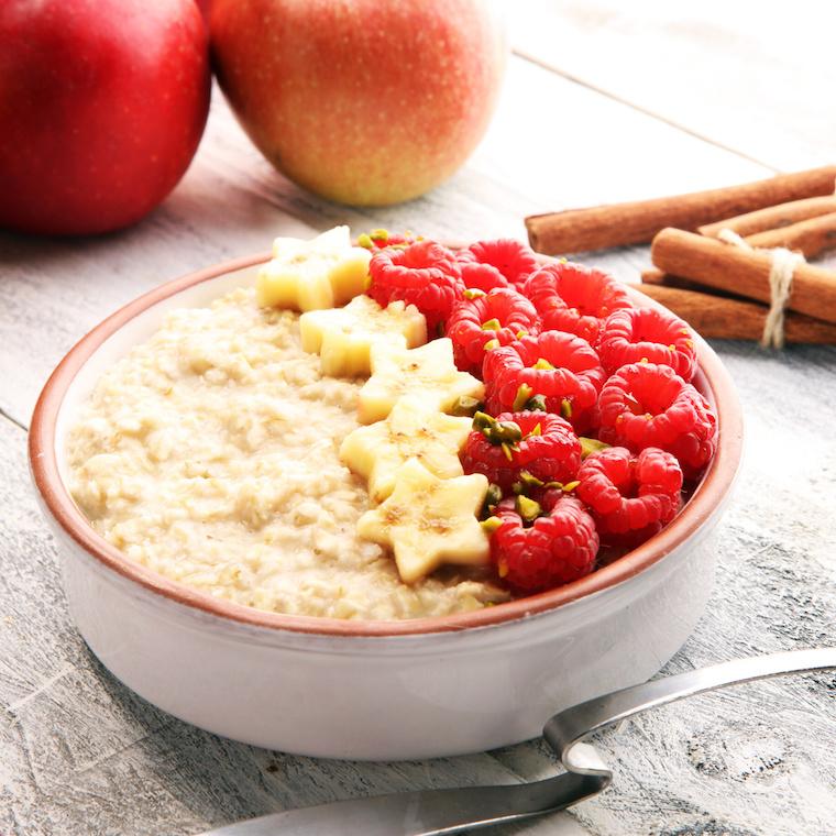 Szybkie śniadanie dla przyszłej mamy wtrzech krokach
